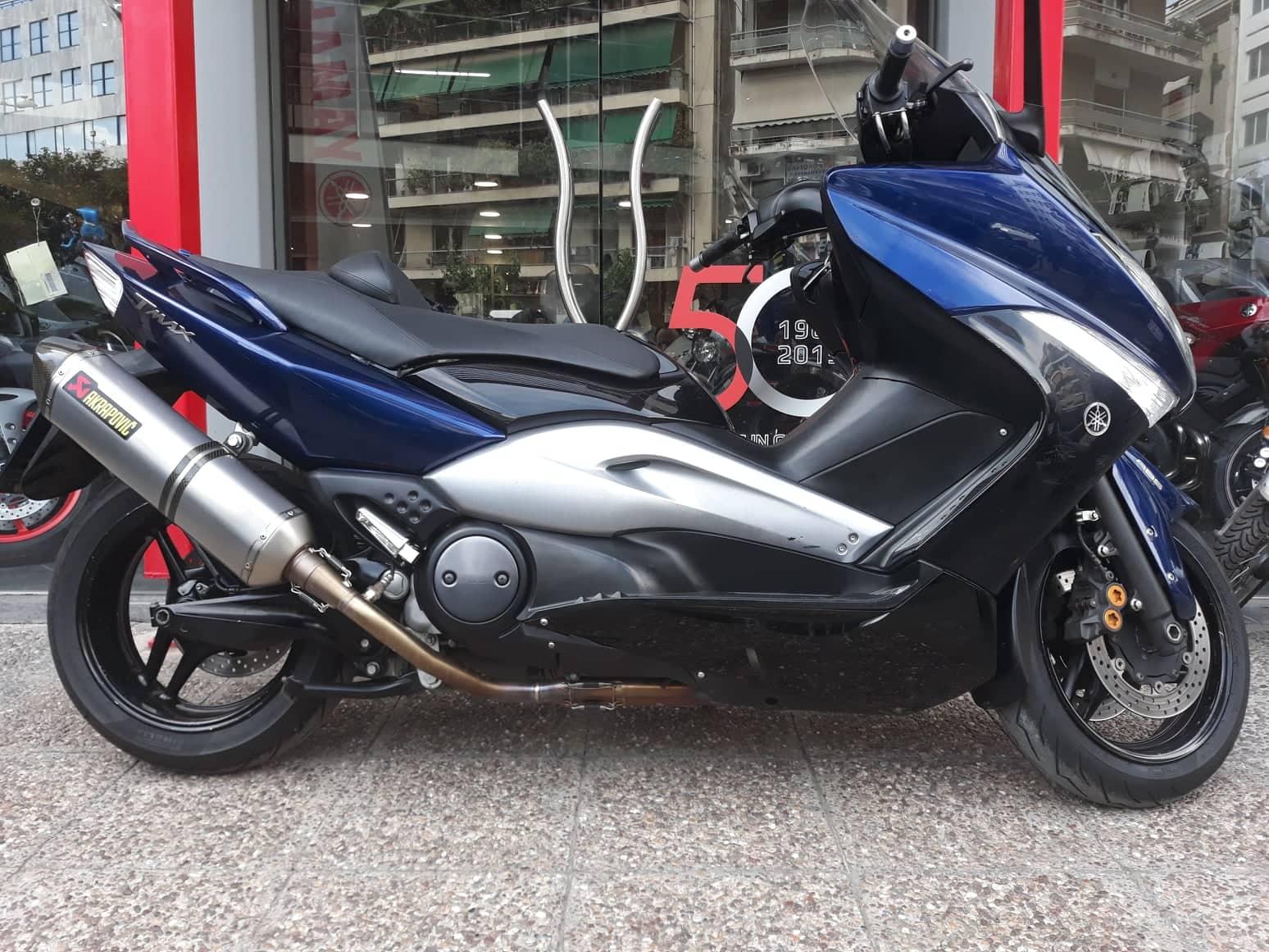 ΑΜ Παπαγεωργίου - YAMAHA TMAX 500 c c  ABS – 2008